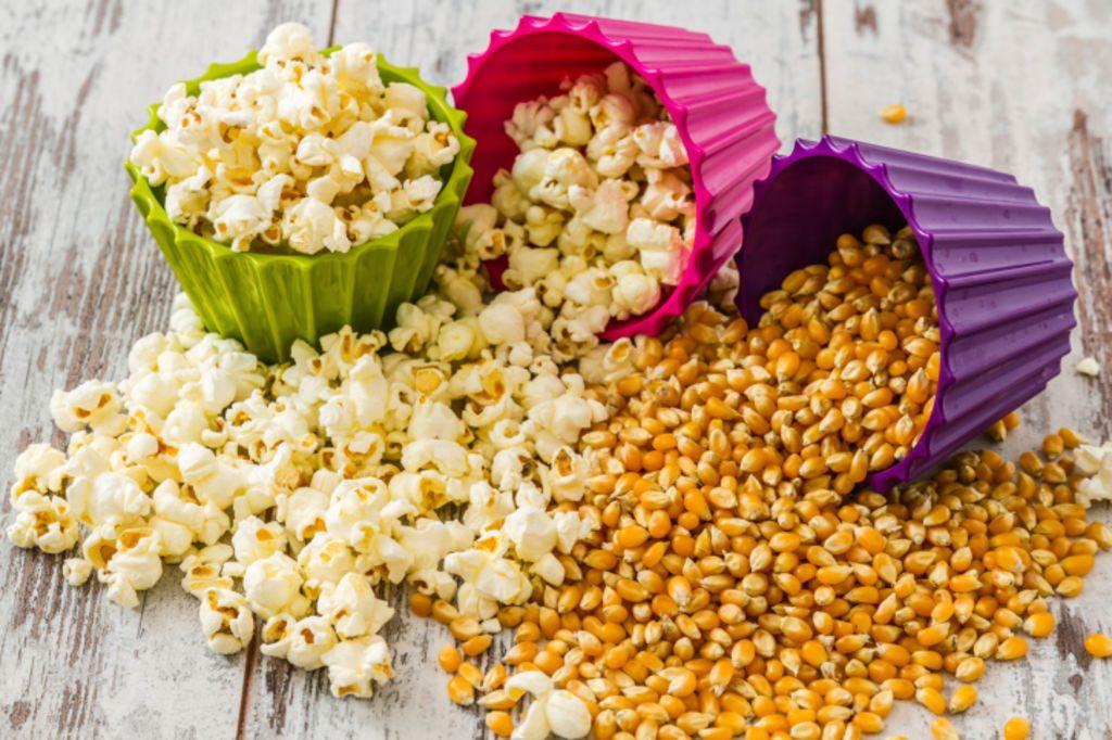 combien de calories dans le pop-corn